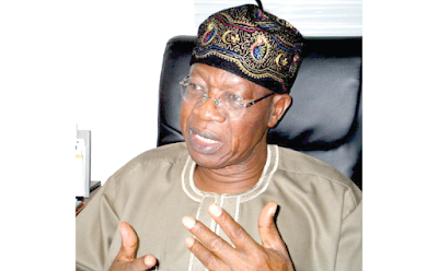 I Was Not Appointed To Develop Other Economies – Lai Mohammed