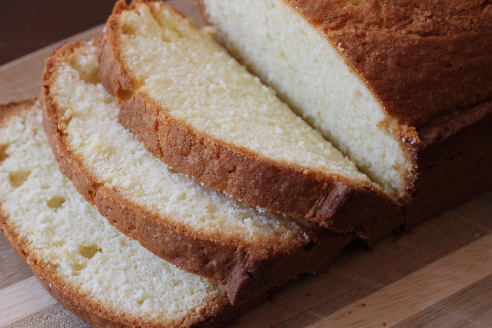 Vanilla Pound Cake Recipe Loaf Pan: Savor Home: Honey Vanilla Pound Cake
