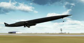 Αυστραλία – Ευρώπη σε 4 ώρες με το αεροπλάνο-πύραυλο!