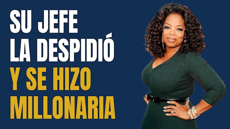 Historia de Oprah Winfrey
