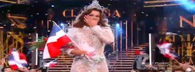 Clarissa Molina gana Nuestra Belleza Latina VIP