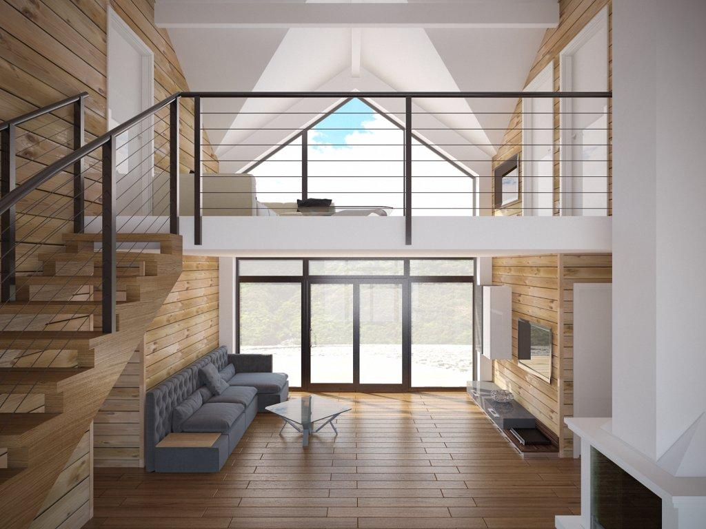 Contemporary House Plans: Modern Contemporary Affordable