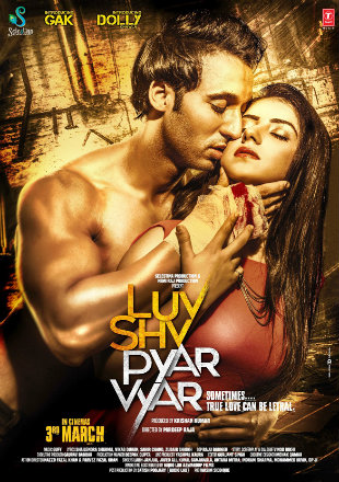 Luv Shuv Pyar Vyar 2017 Full HDRip 720p Hindi Movie Download