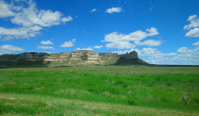 Scottsbluff National Monument, Nebraska