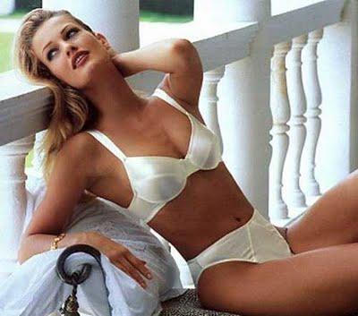 Karen Mulder Victoria Secret Model