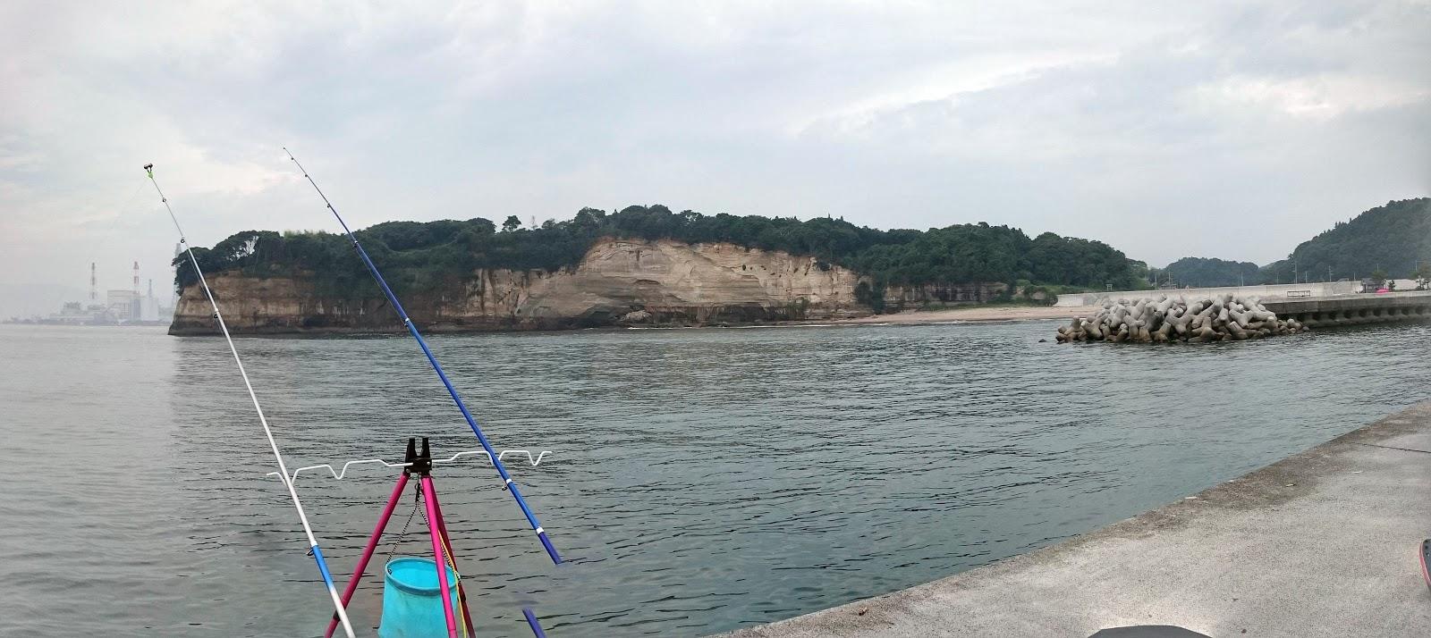 徒然草: いわき小浜漁港で堤防釣り