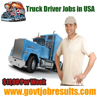 Truck Driving Jobs in the USA 2020-21