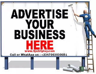 Naijahitplay advert: Advertise your business and Promote Your Good Music, Video, Mixtape with naijahitplay media