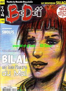 Bilal et les fleurs du mal