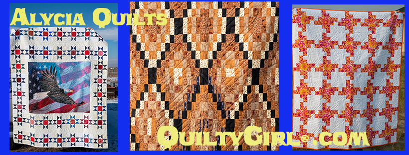 Alycia Quilts - Quiltygirl