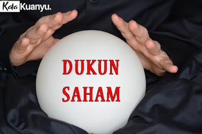 Pengertian dukun saham dalam bursa efek Indonesia