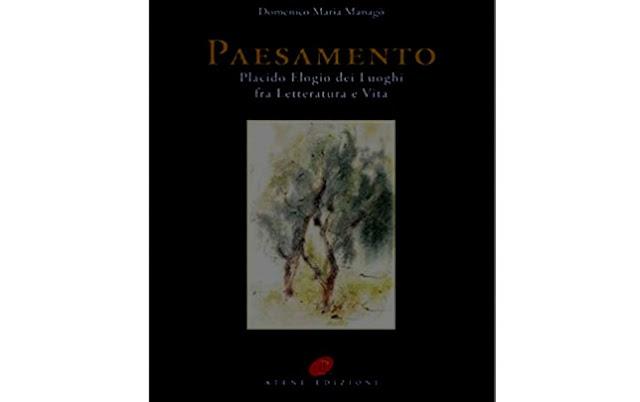 """Ventimiglia, presentazione del libro """"Paesamento"""" di Domenico Managò"""