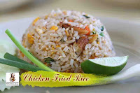 viaindiankitchen - Chicken Fried Rice
