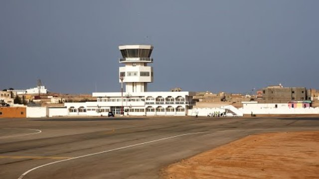 مطار نواذيبو الدولي Nouadhibou International Airport