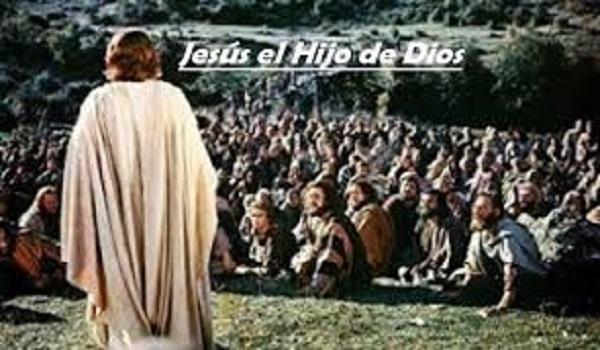 ¿Jesús quién es?
