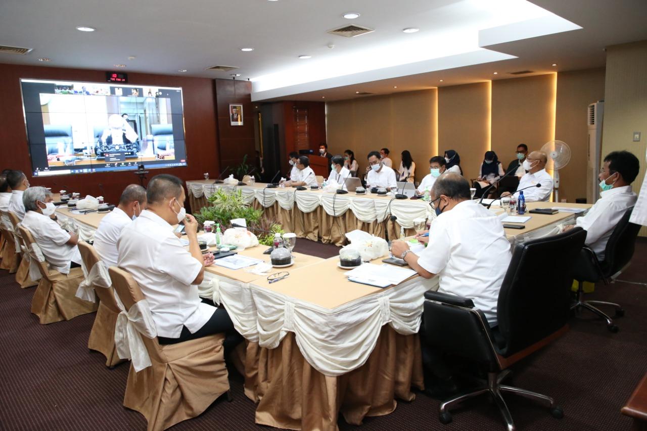 BP Batam Hadiri RDP bersama Komisi VI DPR RI