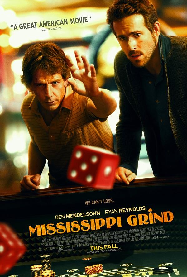 Mississippi Grind เกมเย้ยเซียน [HD][พากย์ไทย]