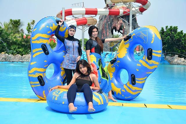 Wonderland Adventure Waterpark Galuh Mas Karawang