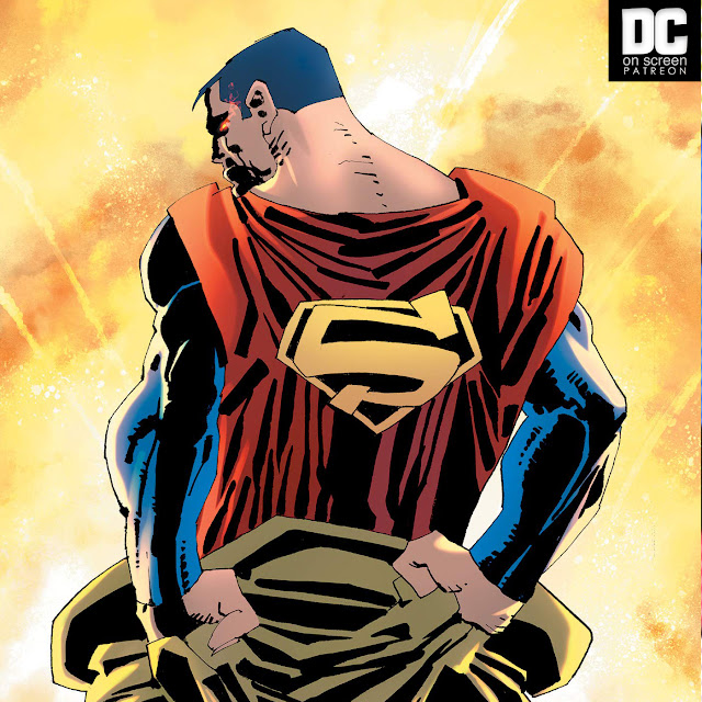 Superman Year One Cover by Frank Miller