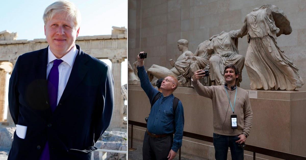 UNESCO Asks Britain To Return The Parthenon Marbles To Greece