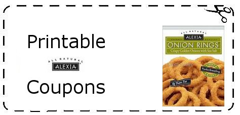frozen food coupons printable