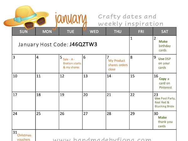 January News and Inspiration