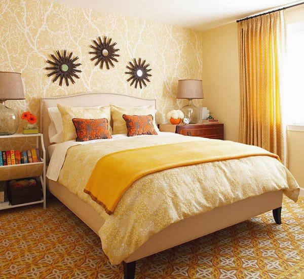 Beautiful Room Colors: Foundation Dezin & Decor...: Bedroom Textures