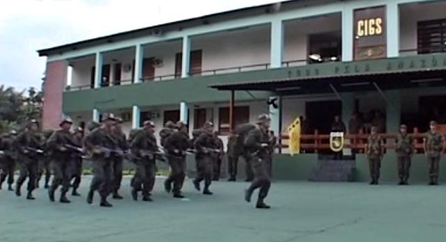 Forças especiais russas
