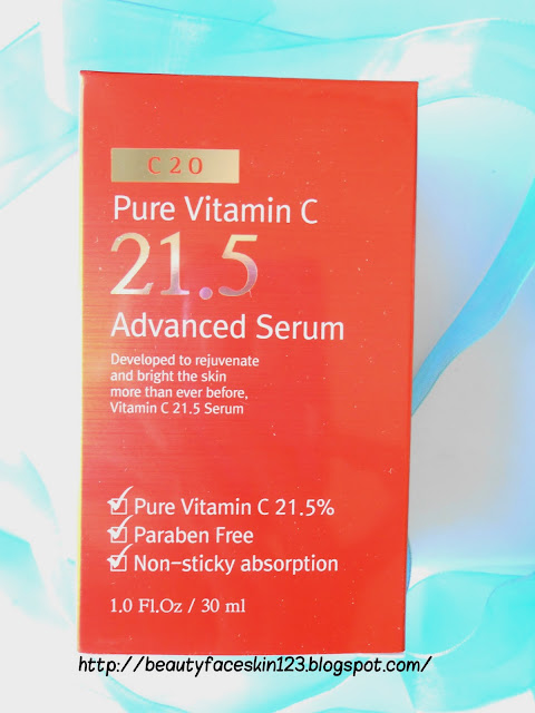 C20(OST) PURE VITAMIN 21.5 ADVANCED SERUM