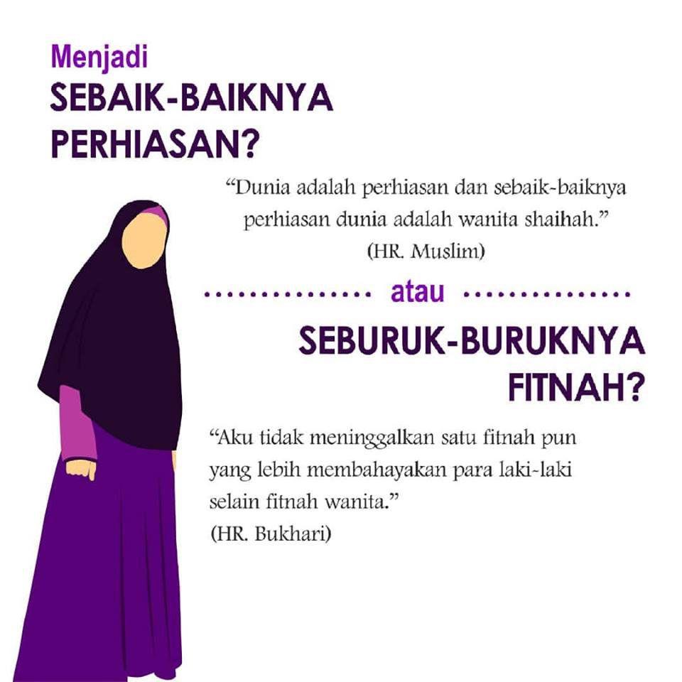 kata kata wanita muslimah penyejuk hati