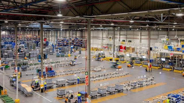 Εργοστάσιο Seat