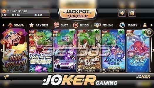 Joker123 | Joker Gaming | Game Slot Online Terbaru