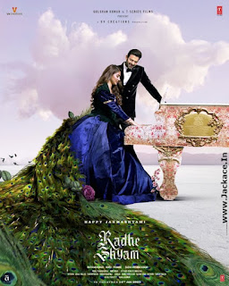 Radhe Shyam First Look Poster 10