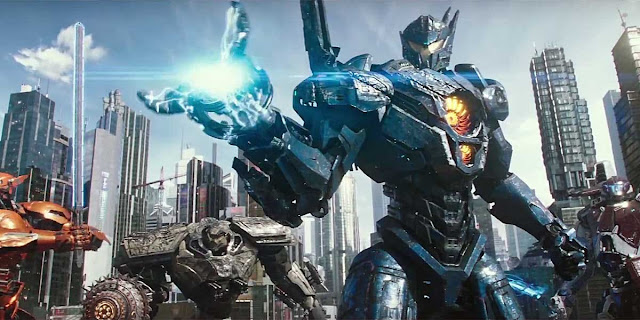 Review | Pacific Rim: Uprising | 2018