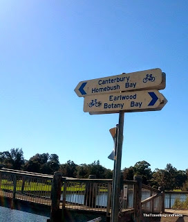 Cooks River Cycle Way, Sydney