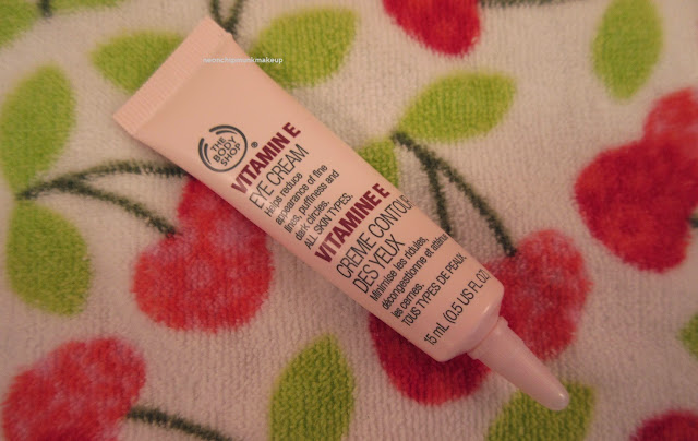The Body Shop Eye Cream