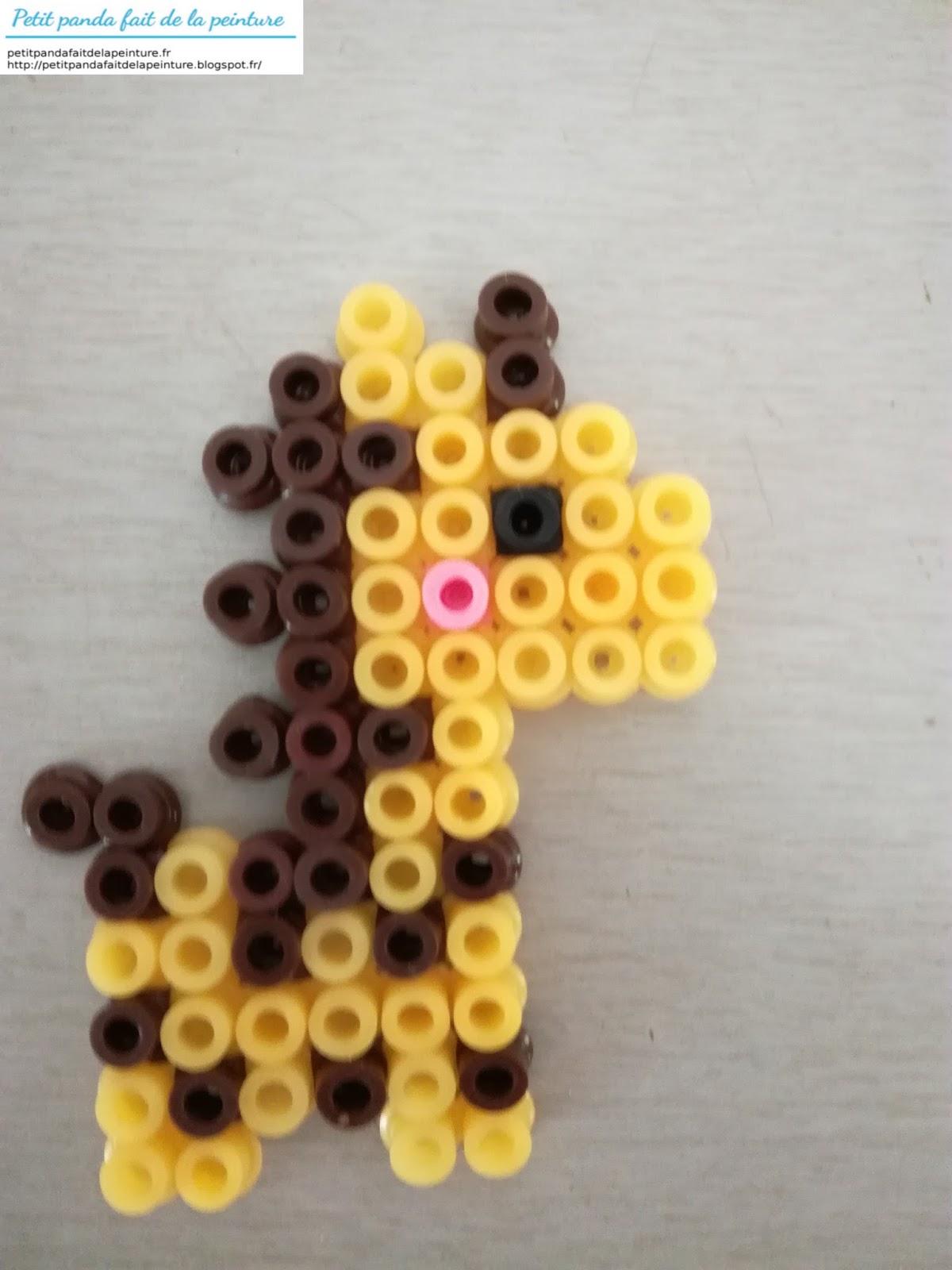 mod¨le tuto girage perles Hama créations Hama