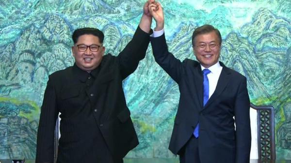 Corea del Norte y Corea del Sur se comprometen a poner fin a la guerra