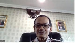 Prof. Nizam: Belajar Tidak Harus Di Kelas