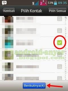 Cara Kirim Pesan Siaran (Broadcase Message) di WeChat