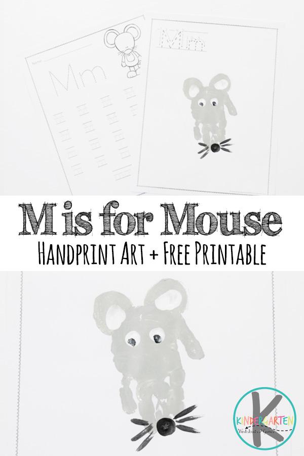 Free Letter M Worksheets Hand Art Kindergarten Worksheets And Games