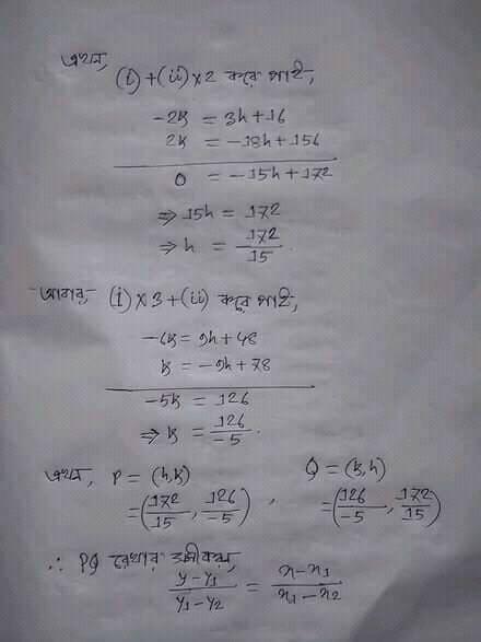 SSC Higher Mathematics Assignment Answer 2021 pdf download Class 9-10 10