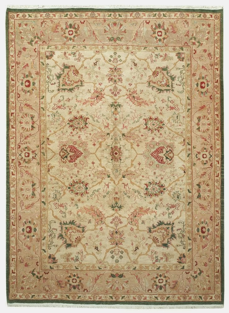 Medallion Rug Gallery Linda Merrill