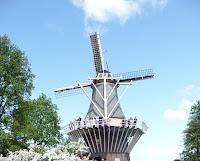 мельница Голландия