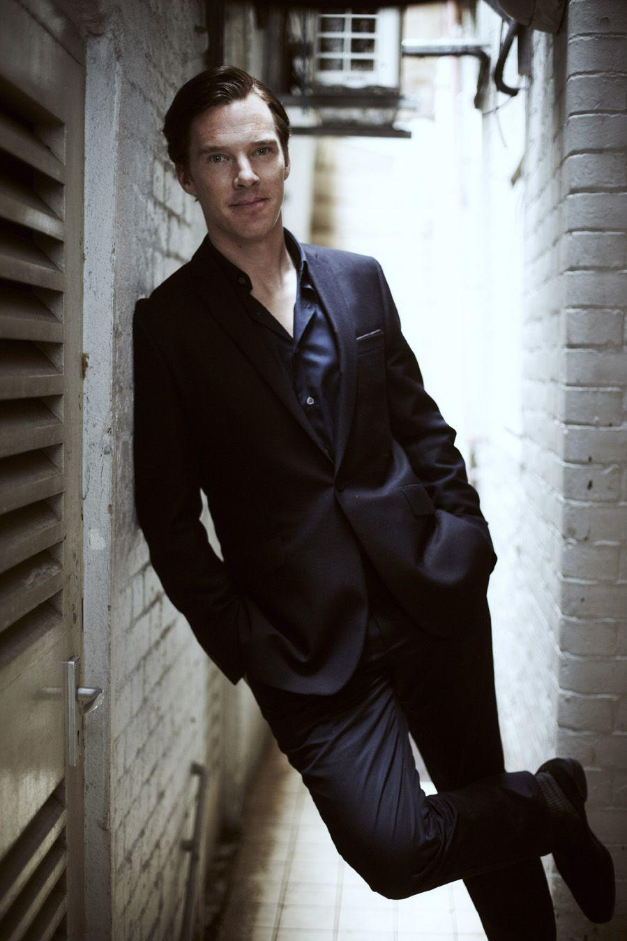 Benedict Cumberbatch Dashing look