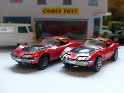 387 Chevrolet Corvette Stingray