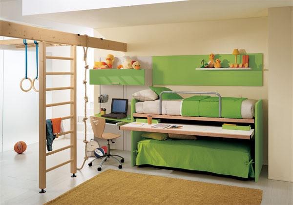 Bonetti camerette bonetti bedrooms camerette doppie for Idee per camerette