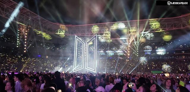 Minhas lembranças - show do BTS 2019