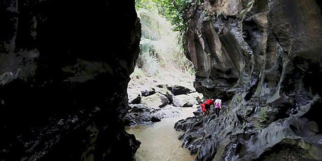 Canyon Beji Guwang Tersembunyi Yang Ramai Tidak Tahu
