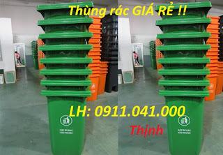 SLL thùng rác y tế, thùng rác công cộng giá cạnh tranh - 0911041000